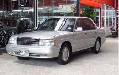 Harga mobil bekas toyota crown