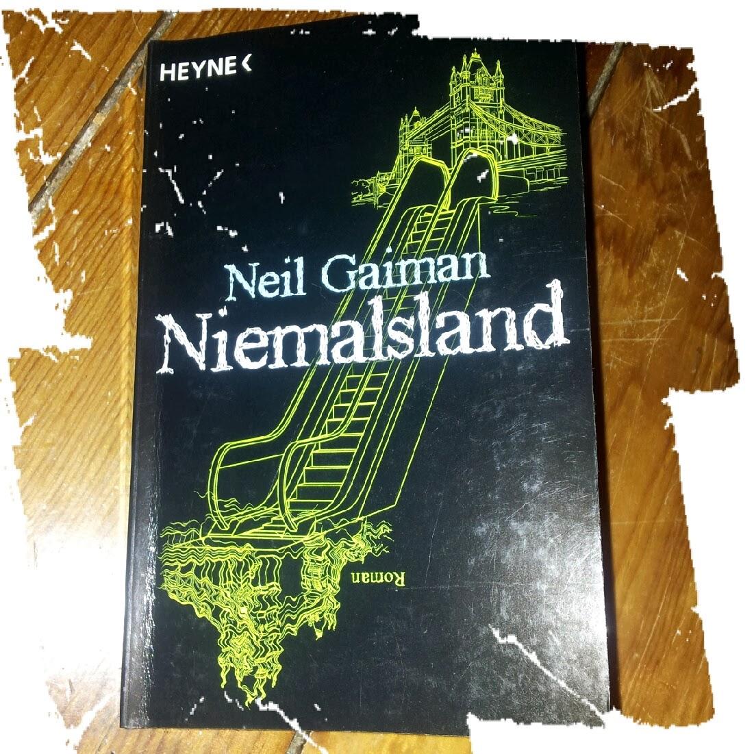 Niemalsland Neil Gaiman