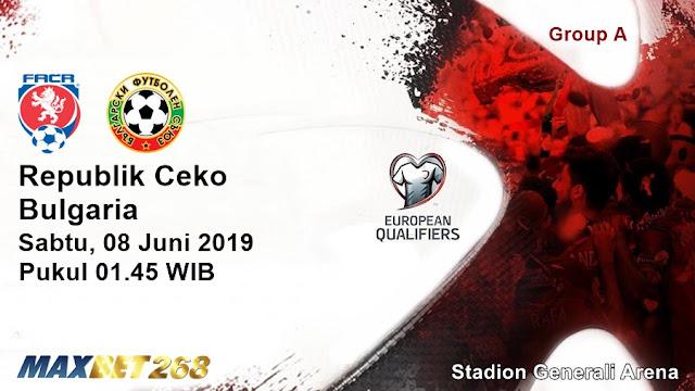 Prediksi Republik Ceko Vs Bulgaria, Sabtu 08 Juni 2019 Pukul 01.45 WIB