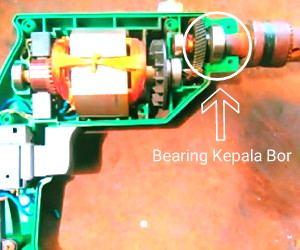 cara+melepas+bearing+kepala+bor