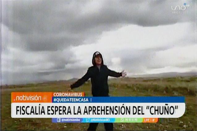 """Pese a las disculpas la Fiscalía continúa en la búsqueda del temerario youtuber """"Chuñoman"""""""