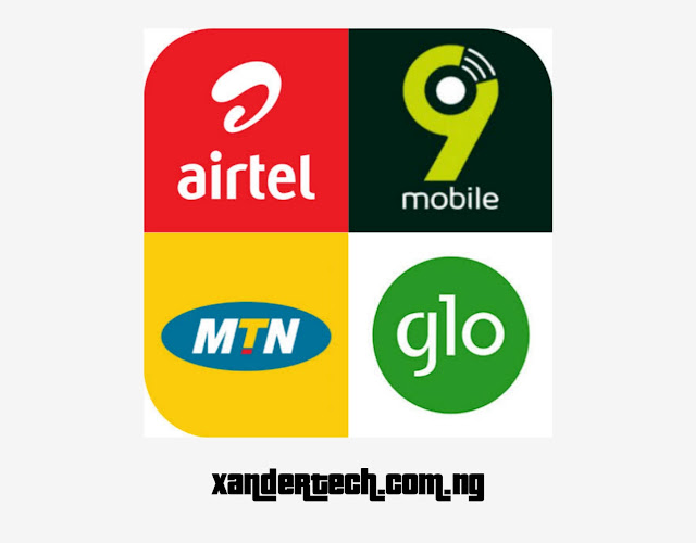 How Much They Are Selling MTN,GLO,AIRTEL,9MOBLE Sim in Nigeria