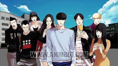 Baca Manhwa Komik Lookism Bahasa Indonesia English Subbed Webtoon