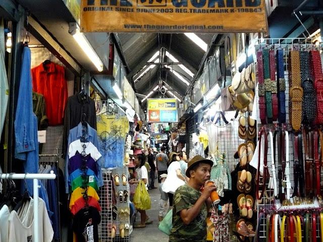 Chatuchak - visita imprescindible en Bangkok