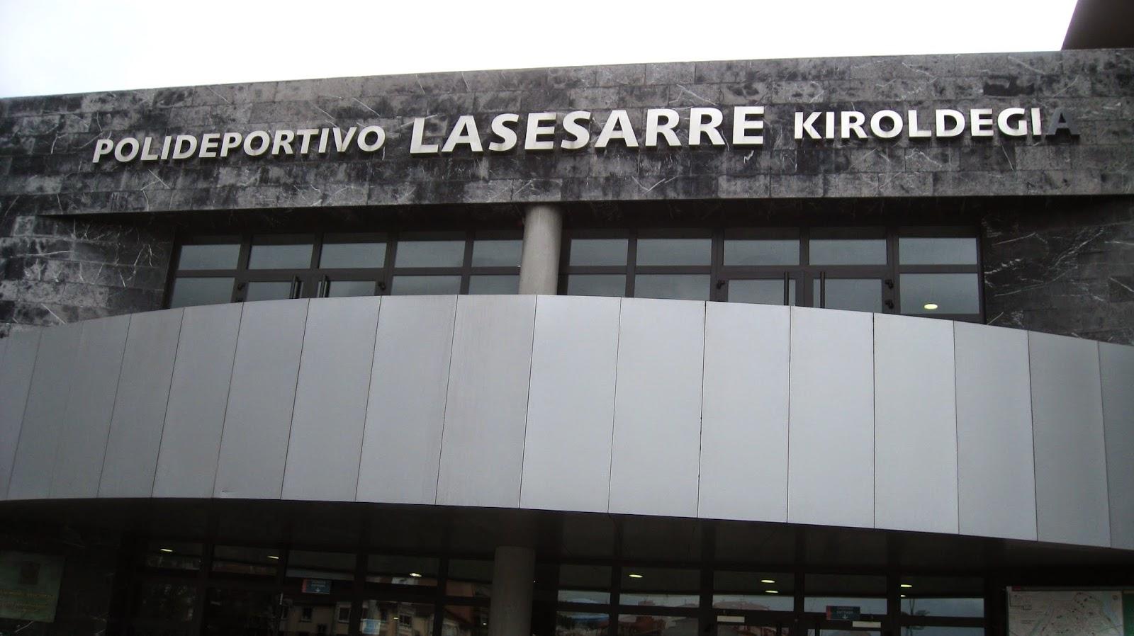 Polideportivo de Lasesarre