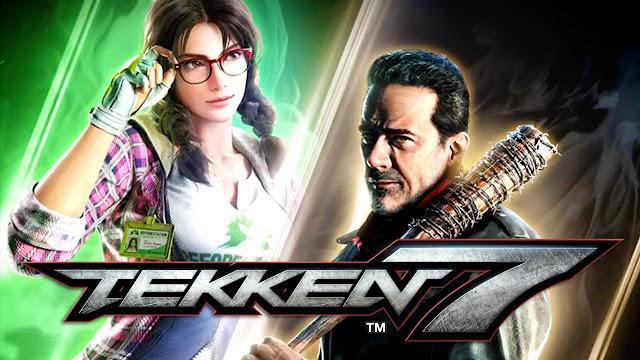 Julia dan Negan akhirnya hadir di Tekken 7 bulan ini
