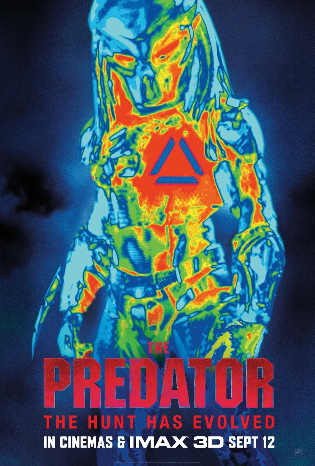 one sheet for the predator