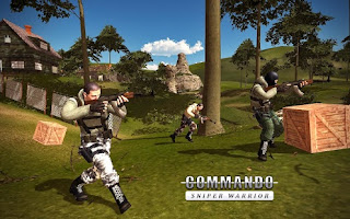 Sniper Ghost Commando Warrior Apk