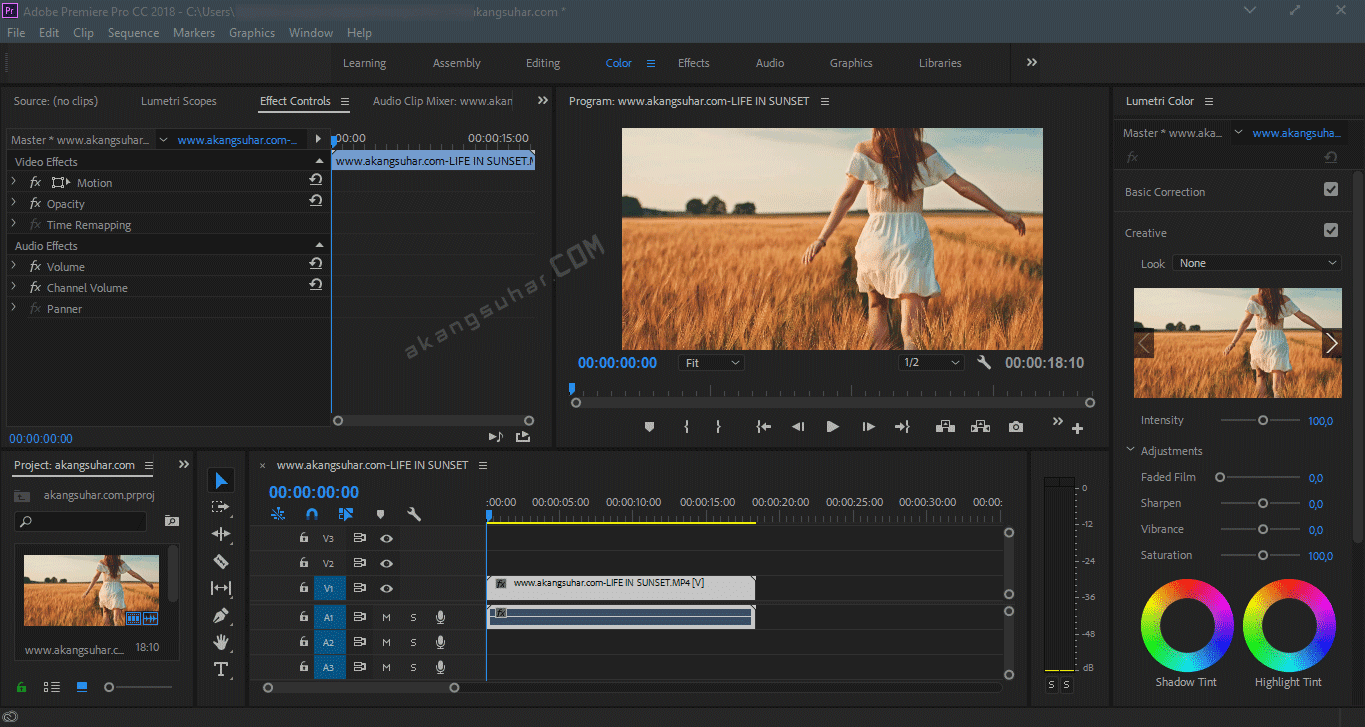 Gratis Download Adobe Premiere Pro CC 2018 Full Crack Terbaru