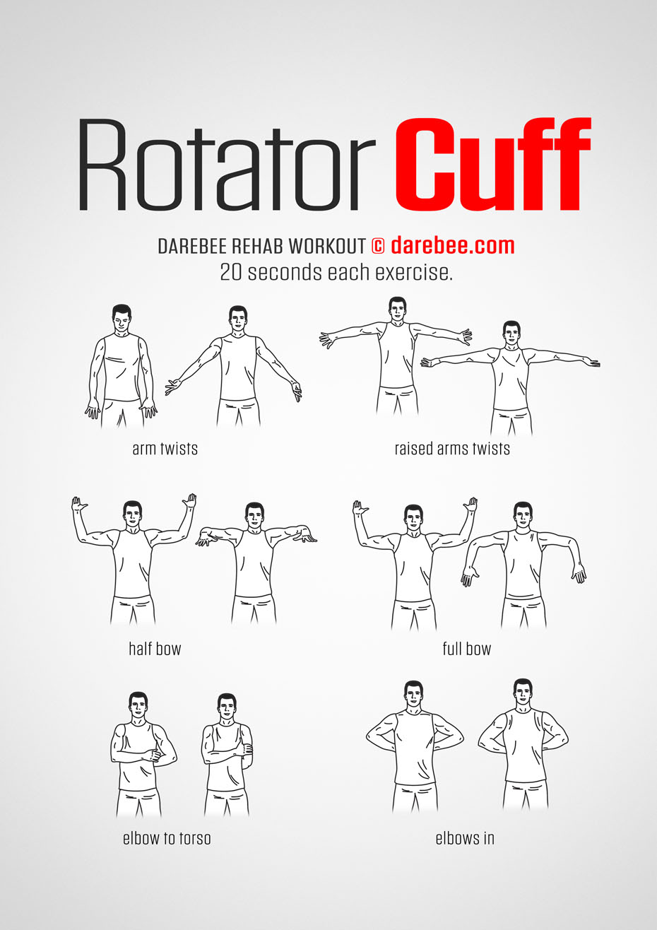 Delicatenutrition Rotator Cuff Exercise Why You Should