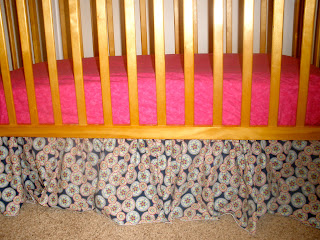 Quick Tips Sewing Tutorial Crib Dust Ruffle