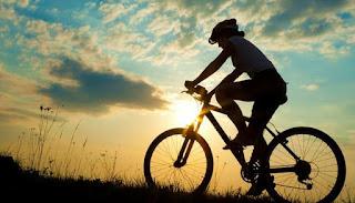 Bersepeda menambah tinggibadan mu