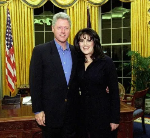 Bill Clinton says he had oral sex with Monica Lewinsky 'to relieve pressures of the job'