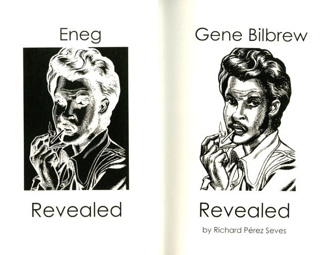 GENE BILBREW REVEALED by Richard Pérez Seves