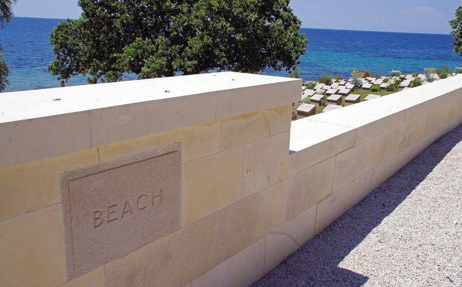 Beach Cemetery Gallipoli