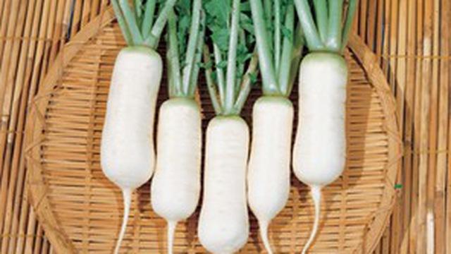 Củ cải trắng có tác dụng gì, ăn nhiều có tốt không?
