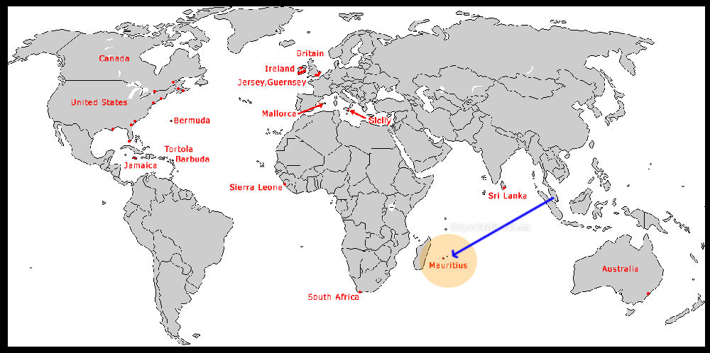 AirAsia X Flights To Mauritius Malaysia Asia - Where is mauritius