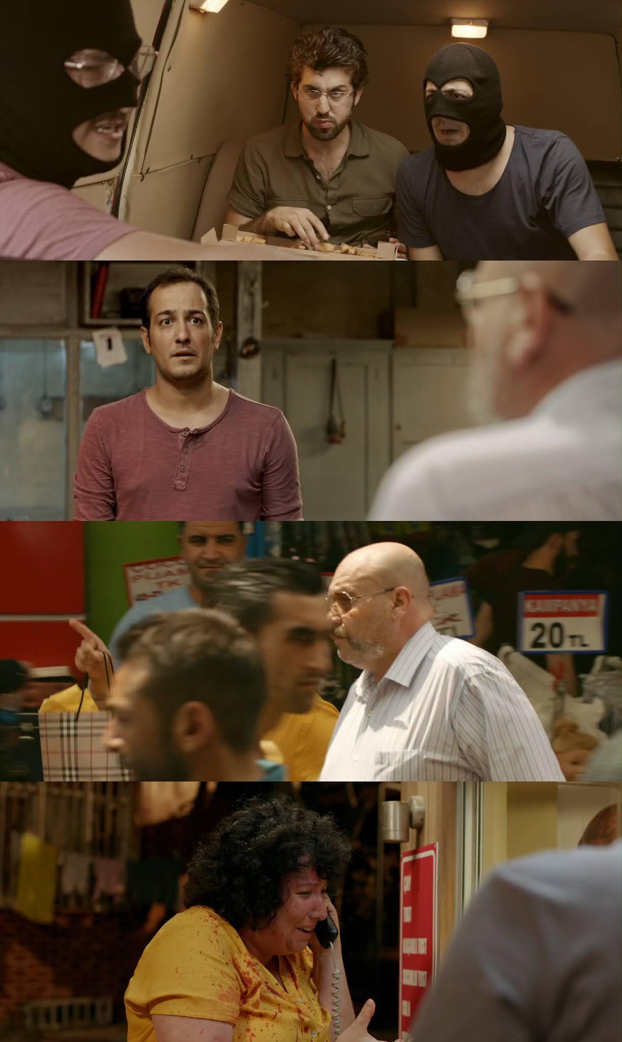 Familia Mortal (2018) HD 720p Latino