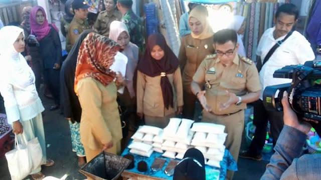Sidak di Sabbang Lutra, Ditemukan Gula Rafinasi