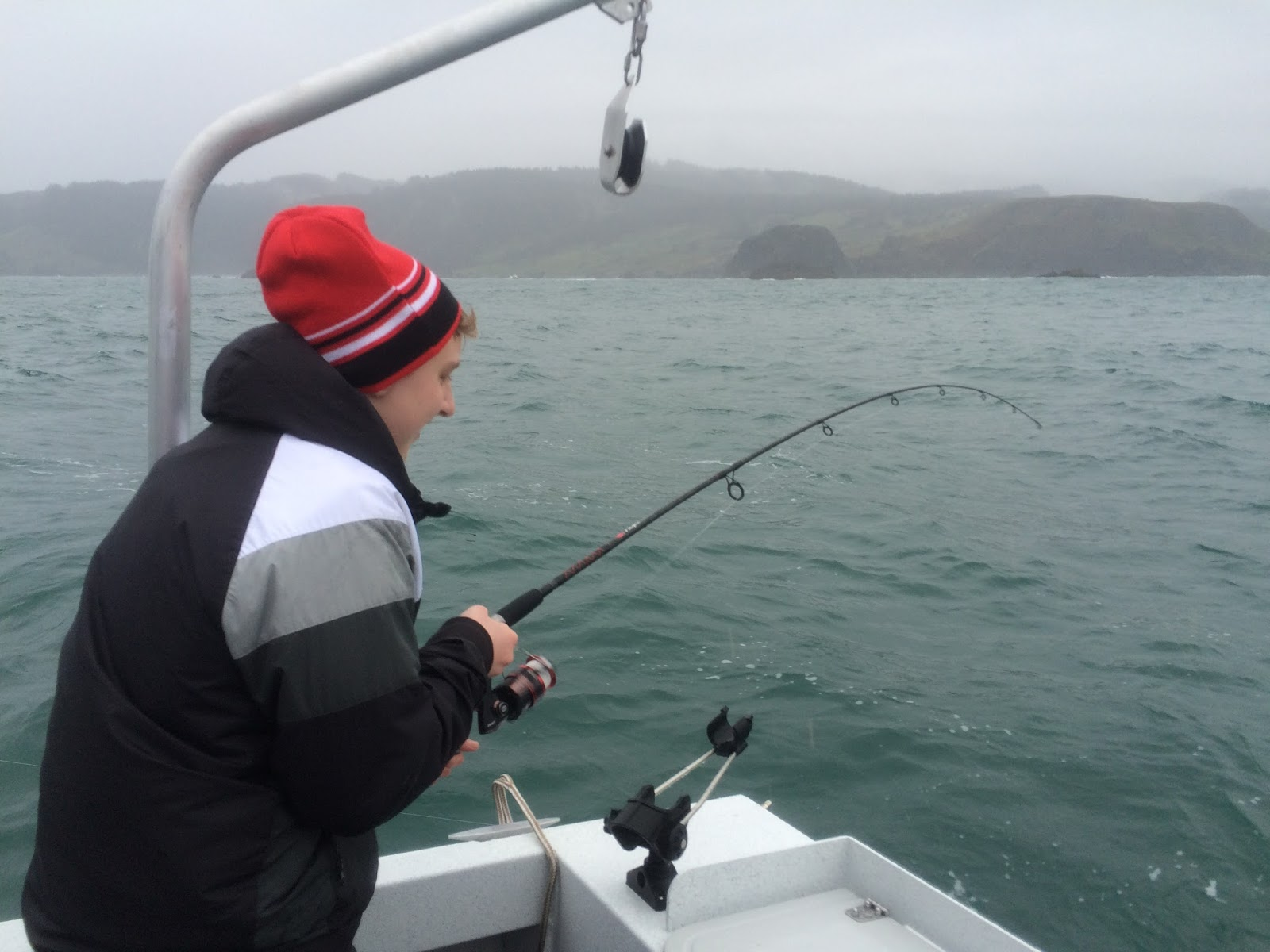 Brookings oregon fishing charters 2016 brookings ocean for Ocean fishing oregon