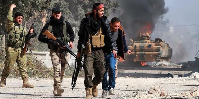 Ανακούφιση των Σύρων ανταρτών για τη συμφωνία Τουρκίας - Ρωσίας