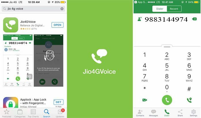 Image result for jio4gvoice apk