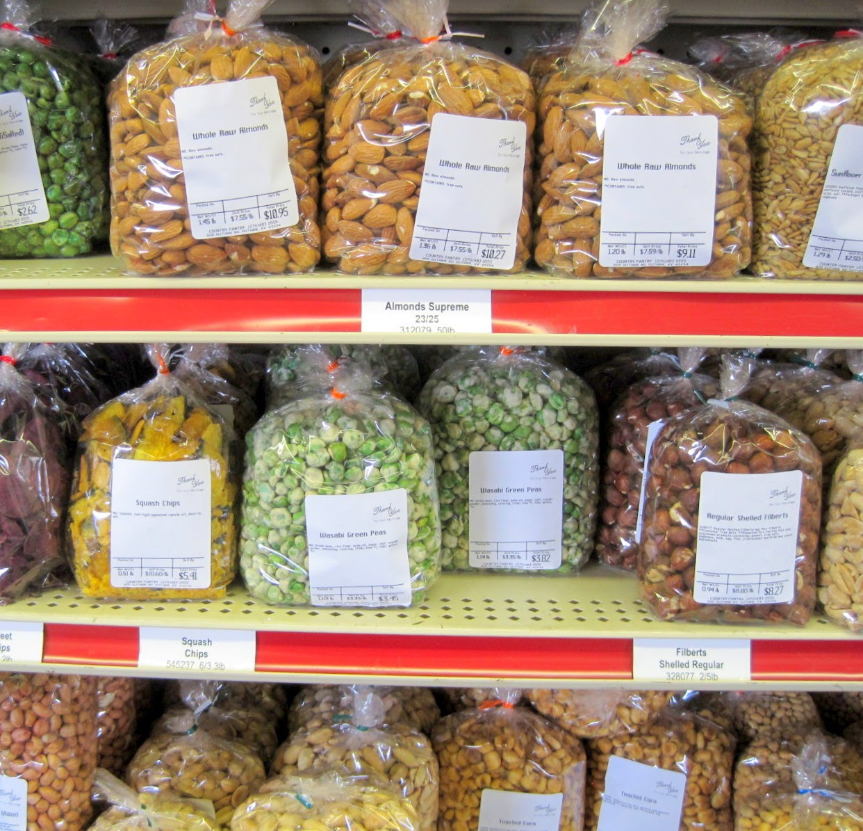 Gone Walkabout 2: Country Pantry Amish Bulk Food Store in