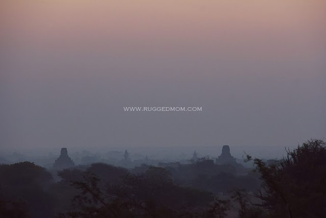 8D 7N in Marvelous Myanmar | Sunrise in Bagan is so A-M-A-Z-I-N-G !