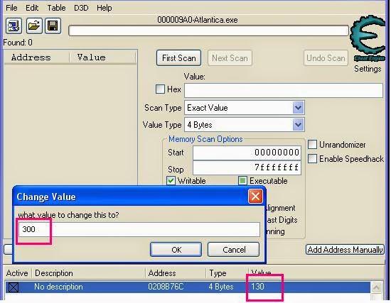 Add address Manually Cheat Engine