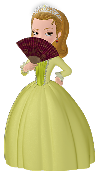 Images of Princess Amber.