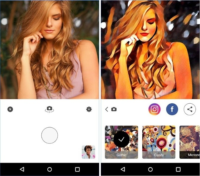 Download Photo Editor Prisma Apk (Gratis)