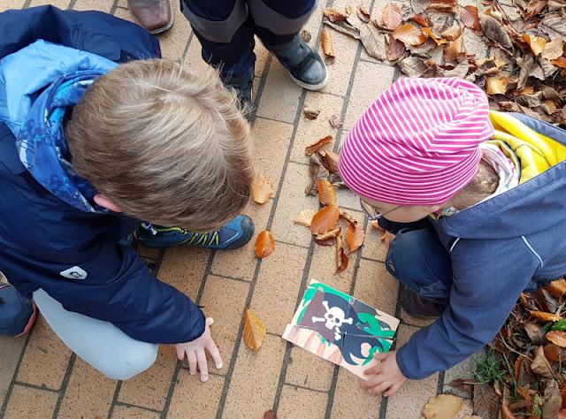 Piraten-Schatzsuche für Kinder ab 4 Jahren: Unser Erfahrungsbericht mit Kindern von 5 bis 11 Jahren