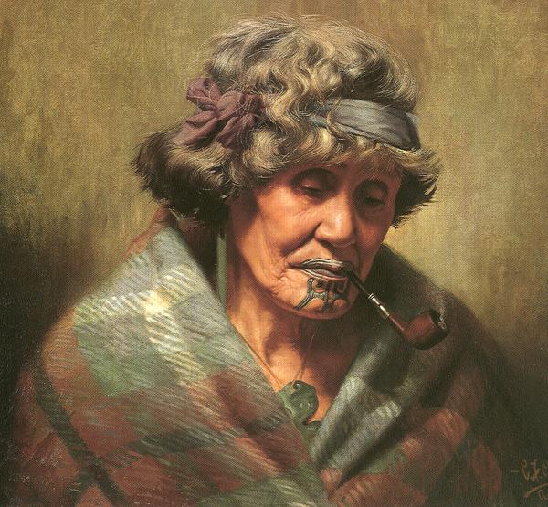 Oltacitozi Wild Kingdom Charles F Goldie S Paintings