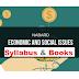 Grade A -RDBS Officer Syllabus & Books -2020