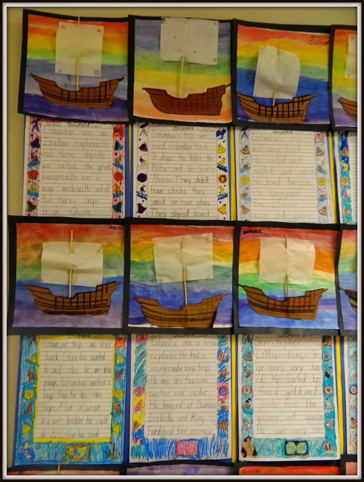 medium resolution of Columbus Day Activities – Patties Classroom