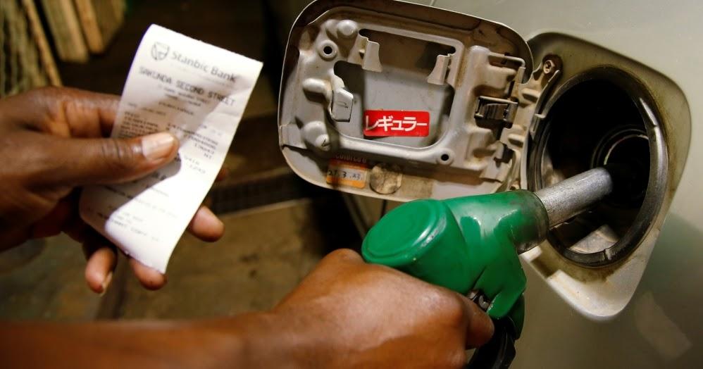 MOTORISTS STUCK WITH FUEL COUPONS AS PRICES RISE - NewsdzeZimbabwe
