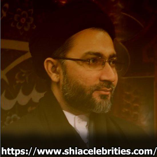 Allama Shahenshah Naqvi Biography  Life Story