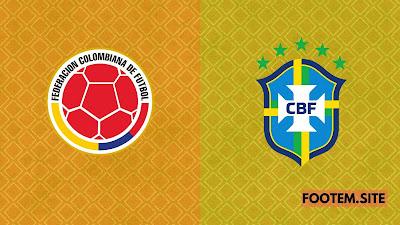 Brazil vs Columbia R4