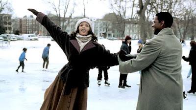 The Preacher's Wife 1996 movie still Denzel Washington Whitney Houston Penny Marshall