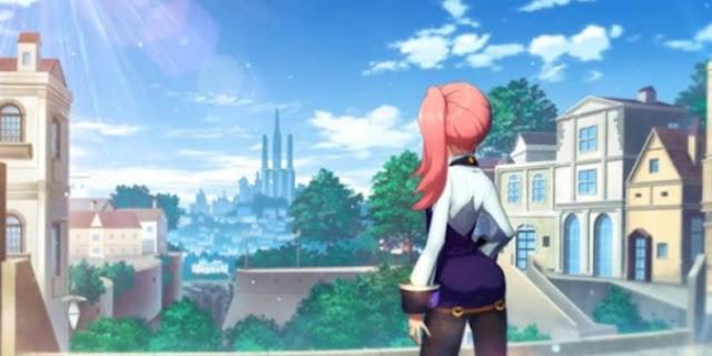 XBlaze: Lost memories Screenshot-1