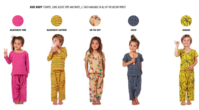 Fabulous Free And Wild Child Kip Co Aw15 Kids Line Pjs Wraps Caraccident5 Cool Chair Designs And Ideas Caraccident5Info