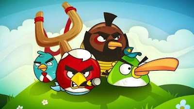Angry Birds Game Android Jadul Terfavorit 2020