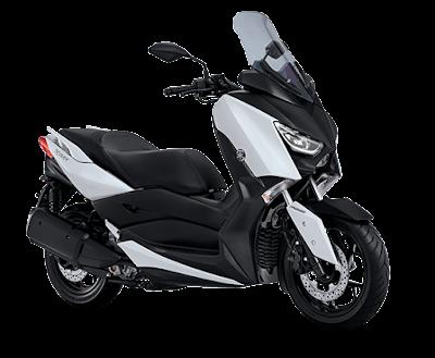 Harga Yamaha XMAX 250 Terbaru, Review dan Spesifikasi Lengkap 2017
