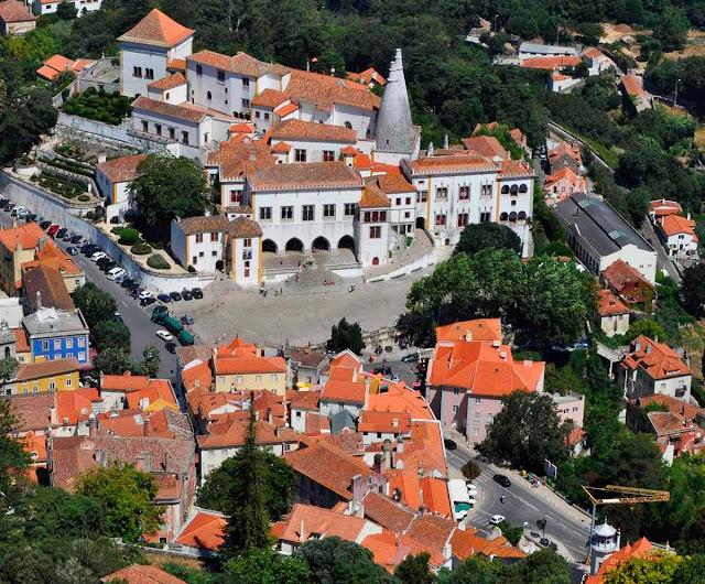 Sintra - Palácio da Vila