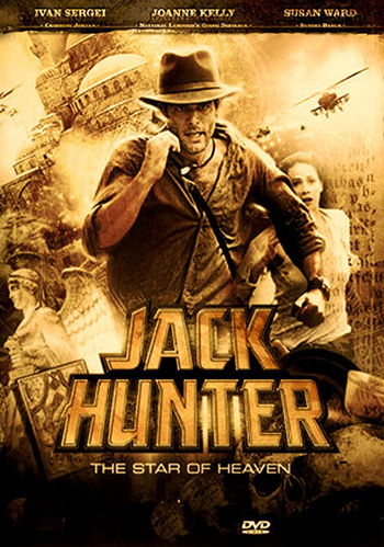 Jack Hunter 3: The Star of Heaven 2009 Dual Audio ORG Hindi 720p BluRay 1GB poster