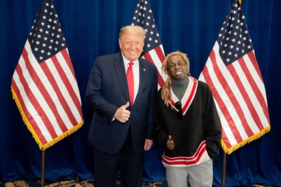 Snoop Dogg's friend, Harris, Lil Wayne among 143 pardoned by Trump