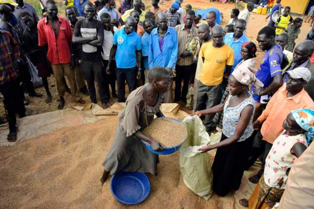 Hunger worsens in South Sudan