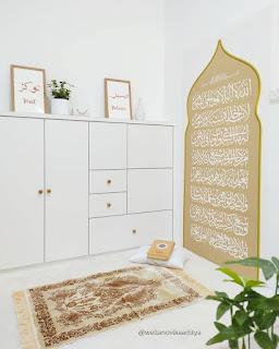 Mushola Rumah Modern dengan Mushalla Terbaik Tahun 2021