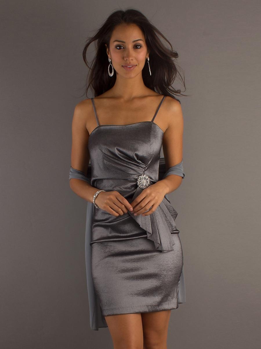 56ee5e1dbf3 Vestidos de gala cortos ¡37 Hermosos Looks Juveniles!