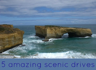My top 5 scenic drives around the world